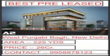 Unfurnished  Independent Building West Punjabi Bagh New Delhi
