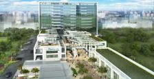 Commercial Office Space for Lease M3M Cosmopolitan Golf Course Extn Road Gurgaon.