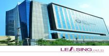 Pre - Leased Commercial Office space for sale at Spaze Bus.Park, Golf Course Ext. Road,Gurgaon:-