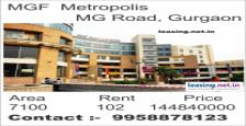 Available Coomercial office Space for Lease In MGF Metropolis Mall, Gurgaon