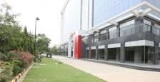 Fully Furnished Commercial Office Space 2000 Sq.Ft For Lease in Eros City Square, Golf Course Extension Road, Gurgaon