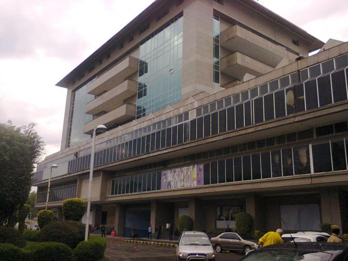 commercial office space for sale abw rectangle one saket