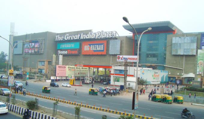 Commercial Shop Showroom For Sale Great India Place Sector