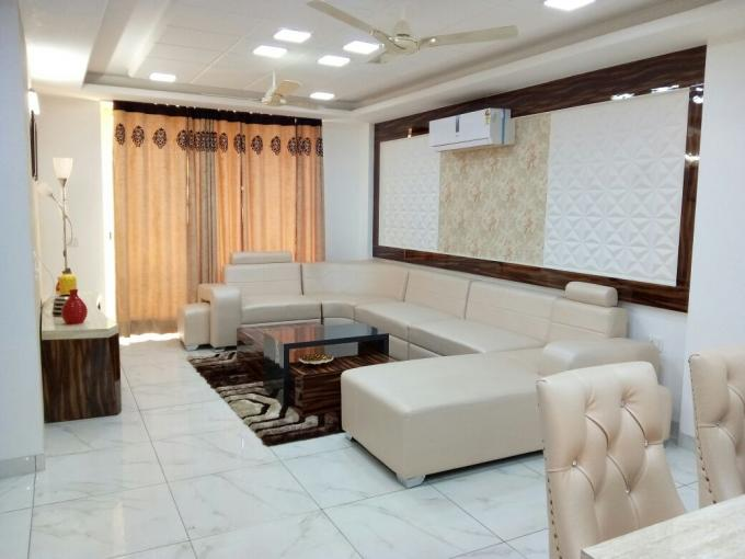 3 Bhk Furnished Independent Builder Floors For Rent In