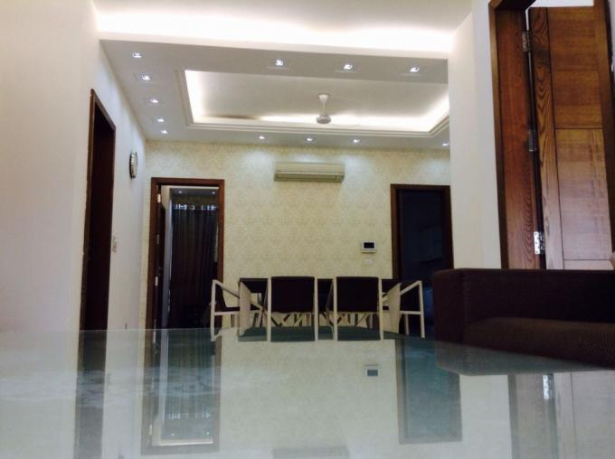 3 Bhk Furnished Independent Builder Floors For Rent In Dlf