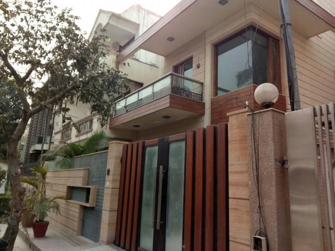 6 Bhk Semi Furnished Independent Villa For Rent In Dlf