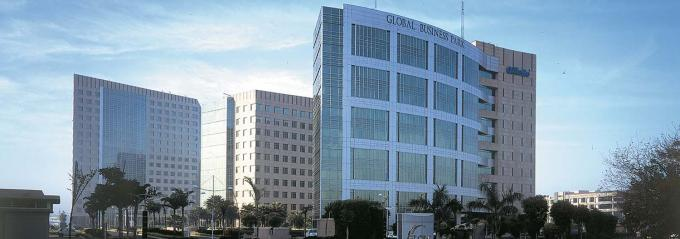 Commercial Office Space For Lease Global Business Park Mg