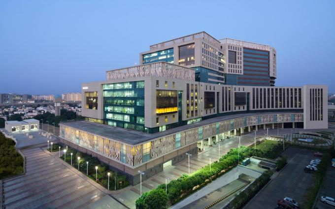 Commercial Office Space For Lease Dlf Cyber City Dlf Phase
