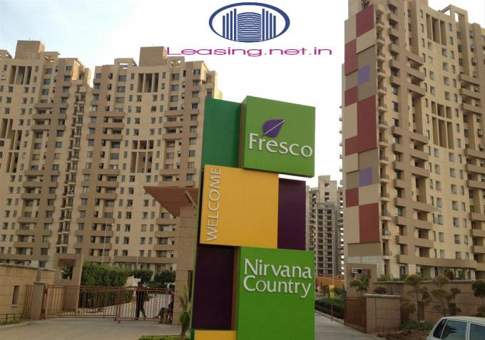 Fresco 1650 Sq.Ft. 3 Bhk Furnished Apartment Lease Sector 50 Gurgaon