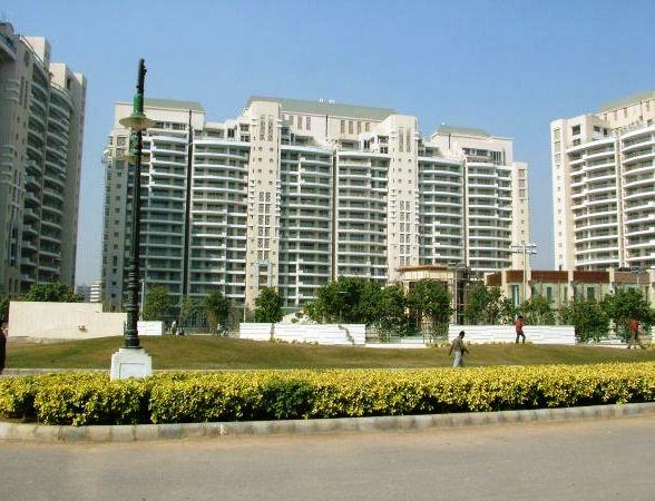 DLF Aralias 5800 Sq.Ft. 4 Bhk Semi Furnished Apartment Rent Golf Course Road Gurgaon