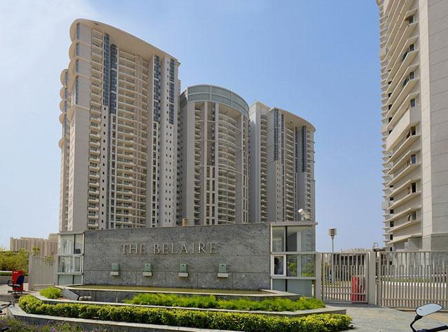 DLF Belaire 3065 Sq.Ft. 4 Bhk Semi Furnished Apartment Rent DLF Phase V Gurgaon