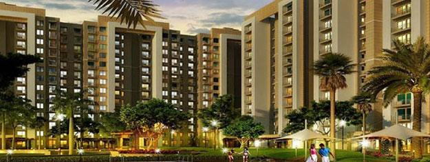 DLF Park Place 2704 Sq.Ft. 4 Bhk Semi Furnished Apartment Rent Golf Course Road Gurgaon