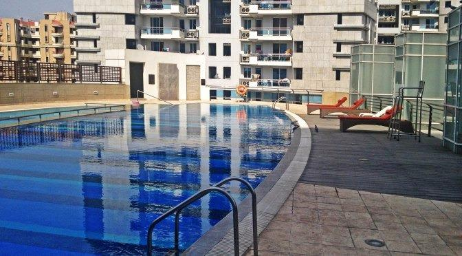 DLF Pinnacle 3979 Sq.Ft. 4 Bhk Semi Furnished Apartment Rent Sector 42 Gurgaon