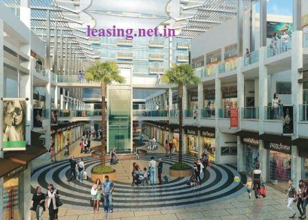 Semi Furnished  Retail Shop Golf Course Extension Road Gurgaon