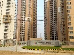Pioneer Park 2827 Sq.Ft. 4BHk + Servent Room Semi Furnished Apartment Lease Sector 61 Gurgaon