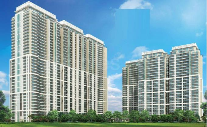 DLF CREST 2662 Sq.Ft. 3bhk+sq Furnished Apartment Rent Golf Course Road Gurgaon
