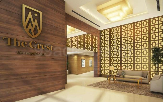 DLF CREST 3116 Sq.Ft. 4BHK+SQ Semi Furnished Apartment Rent Golf Course Road Gurgaon