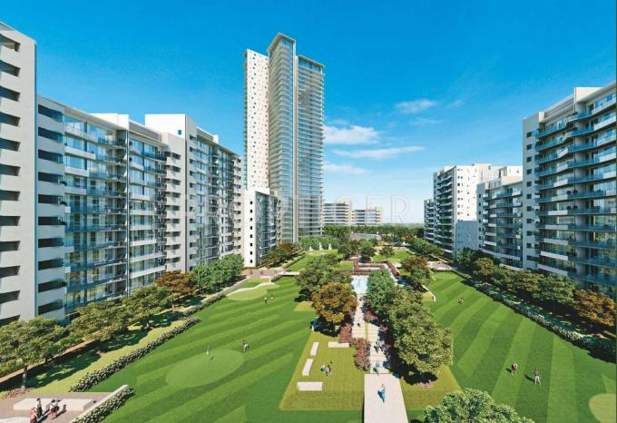 Ireo Skyon 2900 Sq.Ft. 4 Semi Furnished Apartment Lease Sector 60 Gurgaon