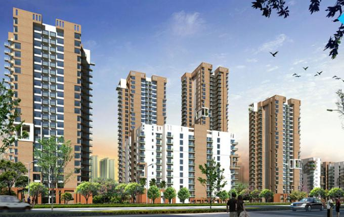 Pioneer Park 2800 Sq.Ft. 4 Semi Furnished Apartment Rent Sector 61 Gurgaon
