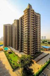 Dhoot  Time Residency 1717 Sq.Ft. 3 Semi Furnished Apartment Rent sector 63 Gurgaon