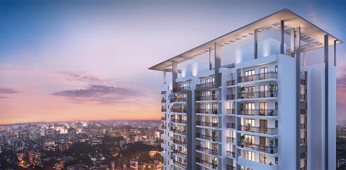 M3M SkyCity 1828 Sq.Ft. 3 Unfurnished Apartment Sale Sector 65 Gurgaon