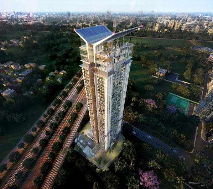 M3M Latutude 2499 Sq.Ft. 3 Unfurnished Apartment Sale Golf Course Extension Road Gurgaon