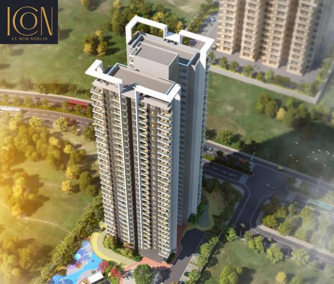 M3M Merlin 2295 Sq.Ft. 3 Unfurnished Apartment Sale Sector 67 Gurgaon