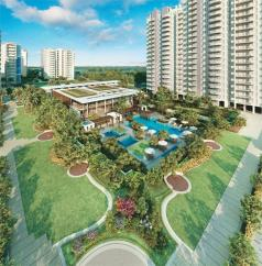 Ireo Corridors 1840 Sq.Ft. 3 Furnished Apartment Rent Sector 67 Gurgaon
