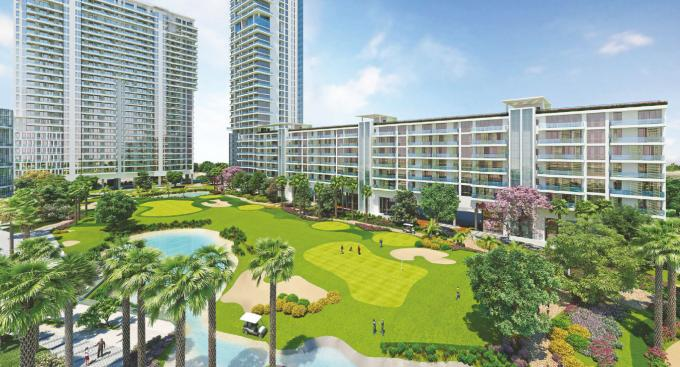 M3M Golf Estate 3454 Sq.Ft. 3 Semi Furnished Apartment Lease Golf Course Extension Road Gurgaon