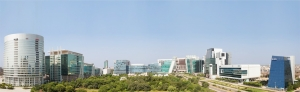 DLF Cyber City Gurgaon