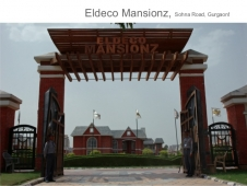 Eldeco Mansionz Sector - 48 , Sohna Road