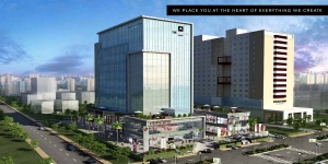 Baani The Address Golf course Road