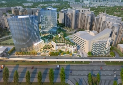 DLF Two Horizon Centre Golf Course Road