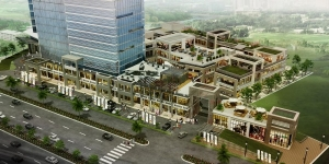 Baani City Center golf Course Extension Road