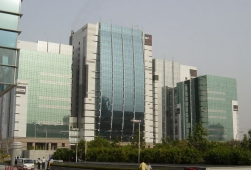 Cyber green DLF Cyber City, DLF Phase III
